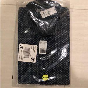 EXPRESS - men's fitted dress shirt. Brand new!